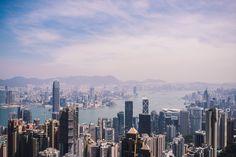Victoria Peak, Hong Kong / photo by Jonathan Gleit