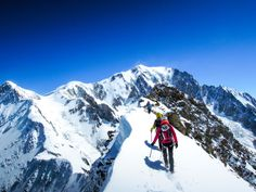 on n'est pas que des collants / https://pasquedescollants.wordpress.com #montagne #alpinisme #mountaineering #montblanc