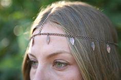 SALE artemis- goddess of nature headchain.. $30.00