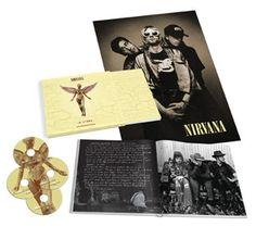 NIRVANA - Full Details on 20th Anniversary IN UTERO Revealed...