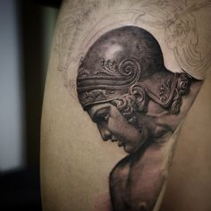 """In progress. Maksim """"Primo"""" Terekhov is working on it. TattooStage.com - Rate & Review your tattoo artist and his studio. #tattoo #tattoos #ink"""