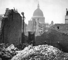 The astonishing interactive map that shows every bomb dropped on London during The Blitz