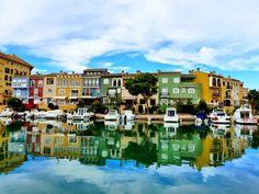 През нашето прозорче: Valencia, Port Saplaya