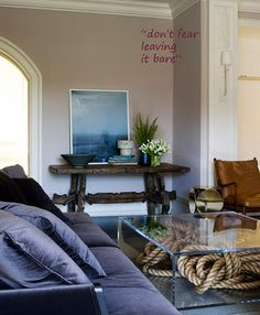 """Well Hung: Never just """"pick out a bare wall, pull up a chair and hammer a nail into the wall."""" There is a science behind hanging Art, Photos and Mirrors. Our friends at the Lennoxx shared 3 Tips to always consider"""