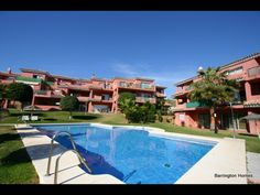 This 2 bedroom penthouse apartment with sea views in Manilva Gardens, La Duquesa, Manilva, Costa del Sol, Spain is for sale at $105,000 euros.  Click on the photo for more information