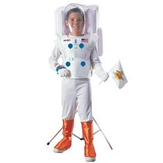 Astronaut Costume Child Small