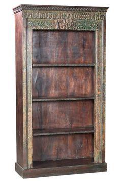 jodhpurtrends.com Grand Bookcase with Original Carvings