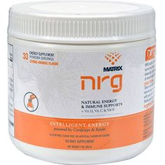 2Pack! Nrg Matrix Energy and Immune Support - 7 oz *** More info could be found at the image url. (This is an affiliate link) #SportsNutrition