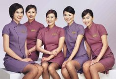 These China Airlines stewardesses did not panic when faced with two crazed passengers, claiming the flight was doomed to crash. When the men tried to gain access to the cockpit, all five crew pitched in, pulling the men to the ground and overpowering them. The hostesses succeeded in calming the men down but, taking no chances, they tied them up securely in the rear of the plane for the remainder of the flight.