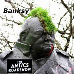 Banksy's the Antics Roadshow
