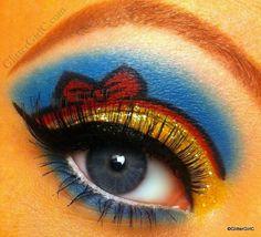 Snow White Eyeshadow | {GlitterGirlC}