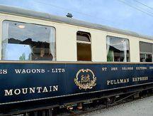 Sweet!! Wagons Lit Pullman Coach on the Swiss Chocolate Train Repinned by www.gorara.com