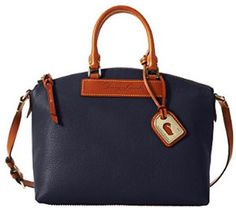 Dooney and Bourke Dillen Leather Satchel - I got this for my birthday!