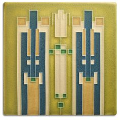 Avery Coonley Pendant - Adapted from Frank Lloyd Wright's designs.