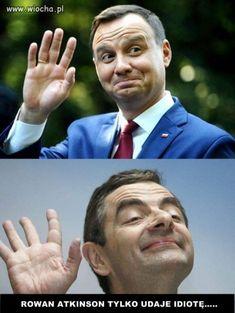 Wiocha.pl - absurdy internetu Wallpaper Earth, Weekend Humor, Disney Memes, Einstein, Funny Pictures, Funny Memes, Politics, Lol, Retro