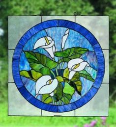 The Examples Of The Stained Glass Windows For Sale: