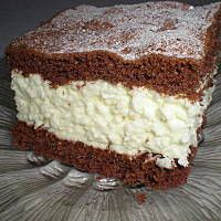 Lekka masa cytrynowo-kokosowa Polish Desserts, Polish Recipes, Sweet Recipes, Cake Recipes, Dessert Recipes, Cooking Cake, Cooking Recipes, Icebox Cake, Baked Goods
