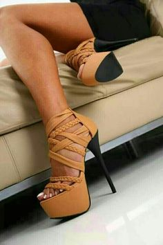 Women's Style Sandal Shoes Brown Knit Platform Stiletto Heels Stripper Sandals For Party Sexy Strappy Platform Peep Toe Stiletto Heels Gladiator Sandals Summer Bucket List Ideas Strappy High Heels Shoes, Music Festival Stilettos, Pumps Heels, Stiletto Heels, Sexy Heels, Strappy Heels, Shoes Sandals, Flats, Brown Sandals, Gladiator Sandals
