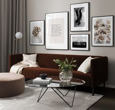 Posters with Scandinavian Design. We have posters that match well with Scandinavian and Nordic interior. Home Living Room, Living Room Decor, Decor Room, Home Decor, Decor Diy, Nordic Interior, Interior Design, Diy Wall, Wall Decor