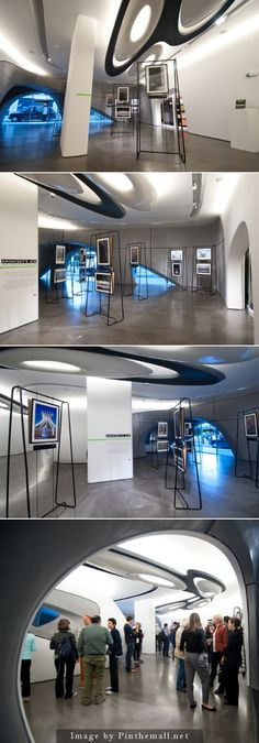 Architect's Eye Exhibition  Discussion Panel at Roca London Gallery