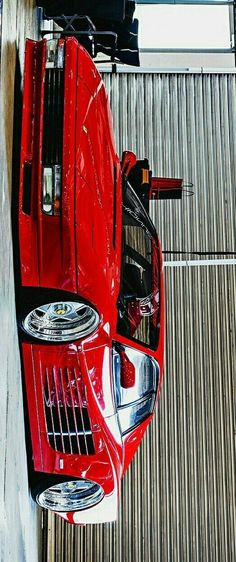 (°!°) Ferrari Testarossa / 512, Bagged and BadAss...