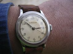 "Longines 10.68 30mm ""Tre Tacche"""