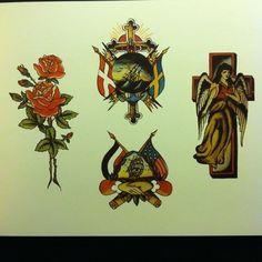 Картинки по запросу christian warlich tattoo flash
