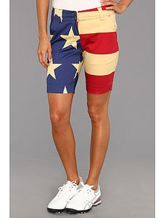 Loudmouth Golf Old Glory Short