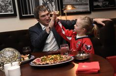 Alex Ovechkin surprises a special young fan with tickets to Sunday's preseason game and dinner.