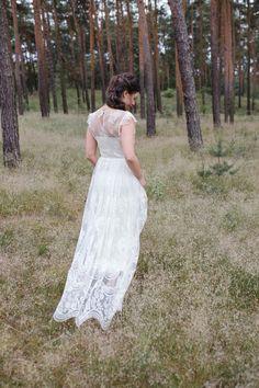 Wendy Stephan kisui Berlin: Brautkleid Bridaldress colette Vintage