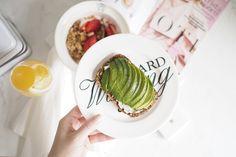 My favorite breakfast: avocade toast and granola: http://www.idealista.fi/charandthecity/2017/03/19/aamiaisvinkki-avokadoleipa-granola/