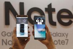 Apple se dispara en la bolsa gracias al teléfono explosivo de Samsung