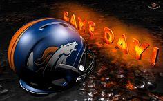 Go Broncos! Big road game, BEAT Cincinnati!!!