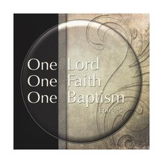 Looking glass Lord, Faith, Baptism Stretched Canvas Prints