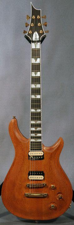 Abstract Quicksilver Guitar - Ed Roman Guitars
