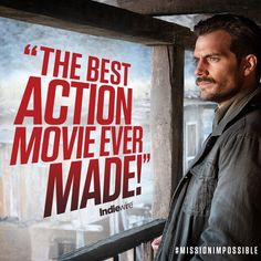 There is no limit to the impossible. Ving Rhames, Vanessa Kirby, Best Action Movies, Angela Bassett, Simon Pegg, Rebecca Ferguson, Alec Baldwin, Mission Impossible, Henry Cavill