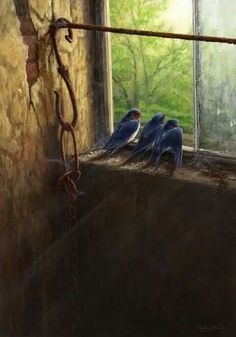 ♥Why do you stay in prison..when the door is so wide open......  ~