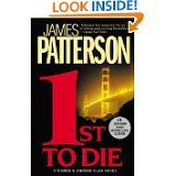 Really enjoyed this book by Patterson novels 1st of 11 book in the series (11th book to be release 5/7/12)