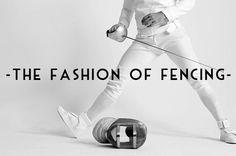 Solo Esgrima: The Fashion of Fencing
