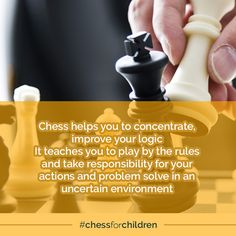 Facts About Chess..... #chessforchildren #chess #playchess #learnchess