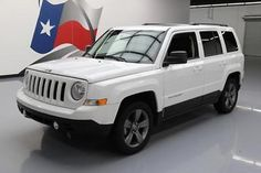 2014 Jeep Patriot  2014 JEEP PATRIOT HIGH ALTITUDE SUNROOF HTD LEATHER 35K #890277 Texas Direct