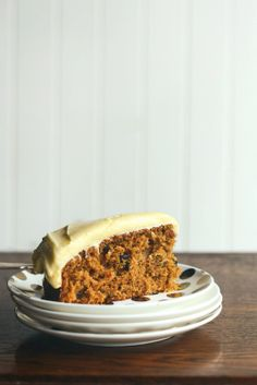 Big, Bad Carrot Cake with Orange~Cream Cheese Frosting