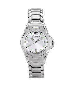 Personalized Women's Silver Tone Bracelet Watch Personal Creations. $129.99
