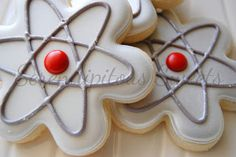 Serendipitous Sweets: atom cookies