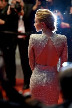 Emily at the 'Sicario' screening at the 68th Cannes Film Festival in Cannes, southeastern France, on May 19, 2015