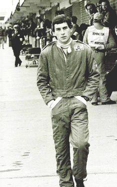 Ayrton Senna                                 ~ re-pinned ~