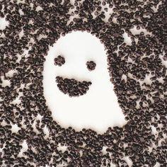 We all scream for BOO! Bunny ice cream! Happy Halloween!