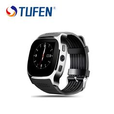 "2017 Best TUFEN T8 Android OS Wrist Smart watch MTK6261 1.54"" Display 2MP Camera 2G SIM Card Bluetooth SmartWatch #Affiliate"