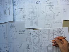 SVEIN NYHUS: juni 2013 Juni, Norway, Character Design, Diagram, Bullet Journal, Book, Illustration, Art, Art Background