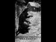 Nocturnal Werewolf  - Howl of Frozen Graves (Full Demo 2016)